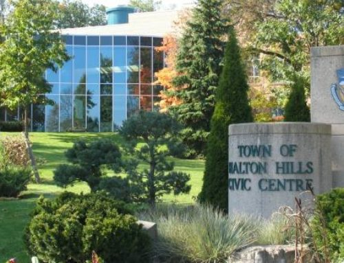 Town of Halton Hills community energy plan