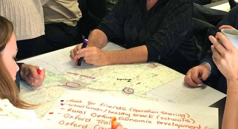 Stakeholder consultation for energy planning