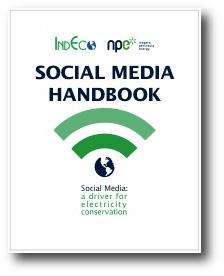 Social Media Handbook cover
