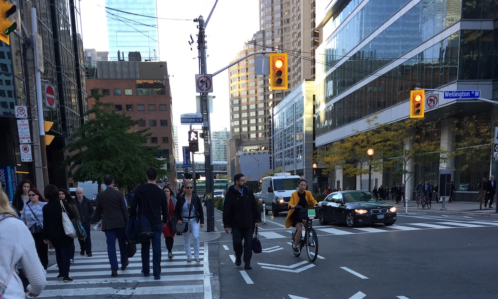 Active transportation equals sustainable transportation