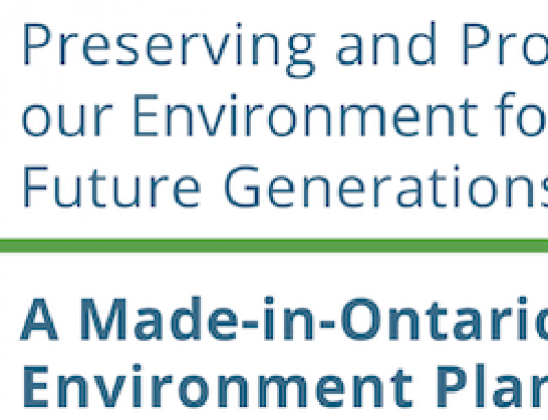 Seven good things, and six bad things about Ontario's new climate plan