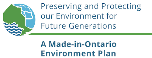 Ontario's new environment plan