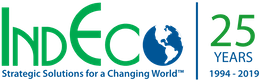 IndEco: consultants on sustainability Logo